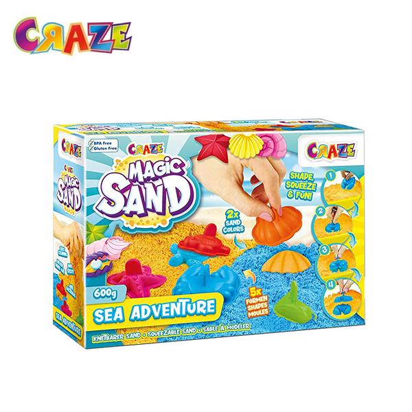 CRAZE 星空沙-海洋冒險