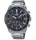 CASIO 卡西歐 EDIFICE 太陽能 賽車計時手錶 EQS-930DB-1A