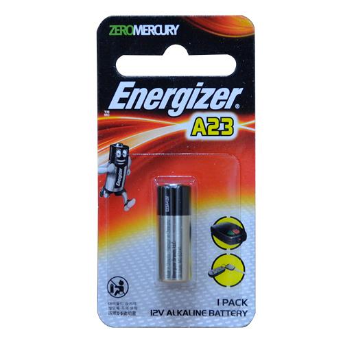 【勁量】搖控器(12V A23)電池1卡