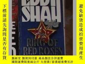 二手書博民逛書店《罕見Ring Of Red Roses 》Eddy Shah