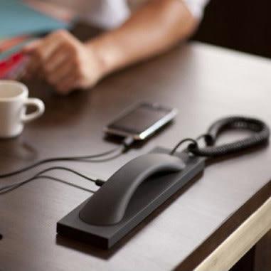 通用型手機聽筒復古式iphone6s蘋果安卓電話筒