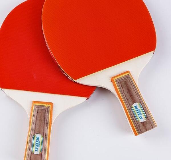 乒乓球拍2只裝雙拍兵乓球拍