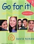 二手書博民逛書店 《Go for It! Book 3》 R2Y ISBN:0838467814│Nunan