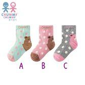 Chummy Chummy 點點小熊襪