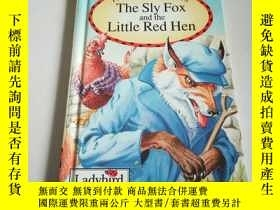 二手書博民逛書店the罕見sly fox and the little red