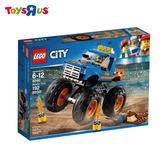 玩具反斗城  樂高 LEGO 60180 CITY MONSTER TRUCK 2018 JAN LAUNCHY