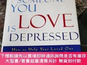 二手書博民逛書店When罕見Someone You Love Is Depressed: How to Help Your Lov