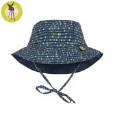 德國Lassig-嬰幼兒抗UV海灘遮陽帽-馬賽克