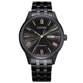 【分期0利率】星辰錶 CITIZEN 機械錶 藍寶石水晶鏡面 40mm 原廠公司貨 NH7505-84E