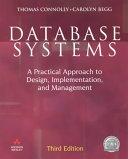 二手書《Database Systems: A Practical Approach to Design, Implementation, and Management》 R2Y ISBN:0201708574