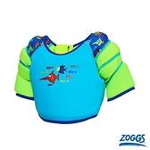 【南紡購物中心】ZOGGS 嬰幼兒《聰明魚》水翼浮力背心