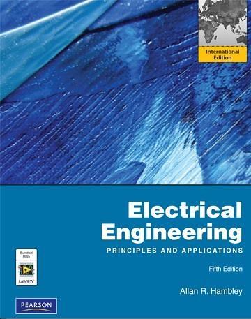 (二手原文書)Electrical Engineering: International Version: Principles and Applications