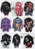 日式道袍男女可穿漢服外套薄款防曬衣復古【奇趣小屋】