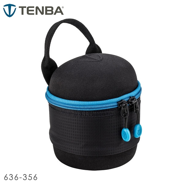 EGE 一番購】TENBA 天霸【Lens Capsule 13x11 cm】鏡頭膠囊 鏡頭袋 EVA上下蓋【公司貨】