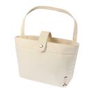 【現貨免運】日本YAC 刺繡帆布椅背吊掛袋 收納袋 (PF-328)【亞克】