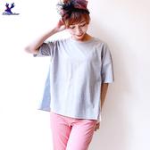 【春夏新品】American Bluedeer - 三色剪接上衣 二色  春夏新款