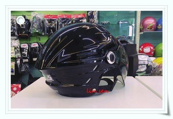 GP-5半罩安全帽,020/黑