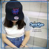 M&N MITCHELL&NESS SNAPBACK 基本 籃網 全黑 棒球帽 NL15ZNYNET☆SP☆