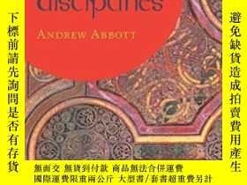 二手書博民逛書店Chaos罕見Of DisciplinesY364153 Andrew Abbott University O
