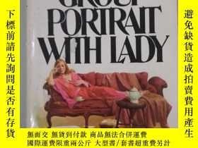 二手書博民逛書店GROUP罕見PORTRAIT WITH LADY 與一位女士的
