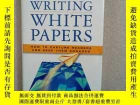 二手書博民逛書店WRITING罕見WHITEPAPERSY254853 WRIT