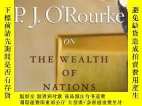 二手書博民逛書店On罕見The Wealth Of Nations (books That Changed The World)奇