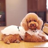 小狗狗衣服泰迪比熊博美夏裝薄款小型犬幼犬寵物夏天夏季公主裙子 漾美眉韓衣