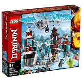 LEGO 樂高 NINJAGO 旋風忍者系列 70678 遺落的帝王城堡 【鯊玩具Toy Shark】