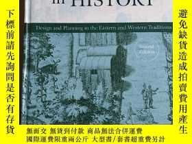 二手書博民逛書店Landscapes罕見in History (硬精裝) 歷史上的風景Y15270 外文原版. 出版199