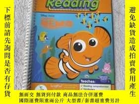 二手書博民逛書店Leap罕見Pad Leap 1 Reading Disney