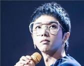 👍現貨爆款👍2017明星同款平光眼鏡 透明方框復古鏡鏡框 男女同款 近視眼鏡 可配度數