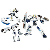 PLARAIL 新幹線變形機器人Z N700S 飛驒 套組