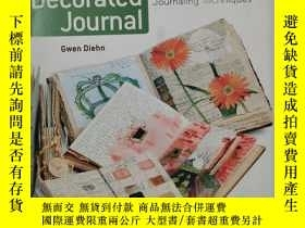 二手書博民逛書店The罕見Complete Decorated JournalY