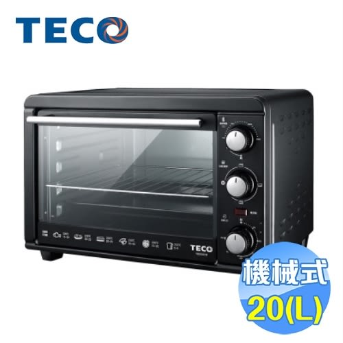 東元 TECO 20公升電烤箱 YB2002CB