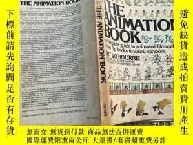 二手書博民逛書店the罕見animation bookY266787 Kit L