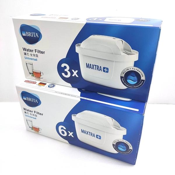 [9入裝 4周用濾心] BRITA MAXTRA PLUS 濾芯9入 德國進口
