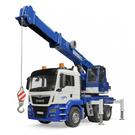 特價 BRUDER MAN 藍色吊車組_RU3770
