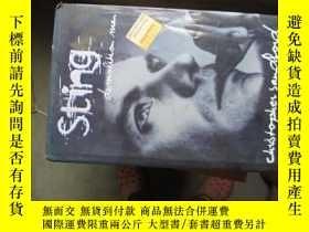 二手書博民逛書店b0042精裝sting罕見(demolition man)19