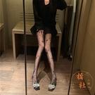 性感連褲襪女薄款絲襪蕾絲打底襪網襪襪子【橘社小鎮】