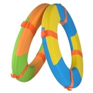 加厚加大船用專業成人兒童大人全實心泡沫游泳救生圈大浮力免充氣ATF 格蘭小鋪