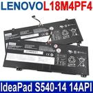 LENOVO L18M4PF4 電池 xiaoxin Air14 2019 Flex-14IML C340-14API C340-14IML C340-14IWL S540-14 S540-14API S540-14IML S540-14IWL