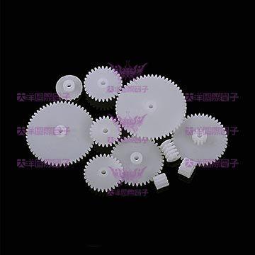 ◤大洋國際電子◢ 塑膠齒輪包 (11PCS) 0852A