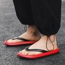 人字拖男夏季外穿防滑時尚2021年新款夾腳沙灘軟底涼拖鞋男士夏天