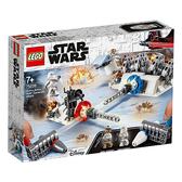 樂高積木 LEGO 2018《 LT75239 》STAR WARS 星際大戰系列 - Action Battle Hoth Generator Attack