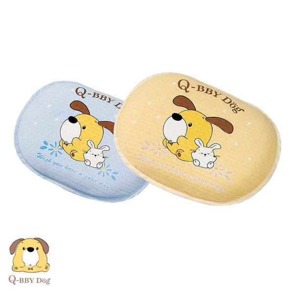 【Q-BBY Dog】嬰兒感溫記憶枕 T32023 (顏色隨機出貨)