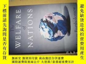 二手書博民逛書店the罕見welfare of nationsY234193 j