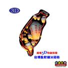 【收藏天地】台灣紀念品*台灣島型3D軟磁冰箱貼-平溪天燈∕ 小物 磁鐵 送禮 文創 風景 觀光