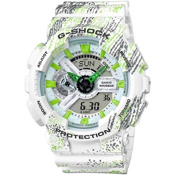 BABY-G BA-110TX少女時代漸層感霧狀腕錶-Sunny佩戴款(BA-110TX-7A)