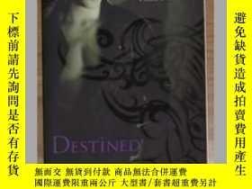 二手書博民逛書店英文原版罕見Destined by P. C. Cast & K