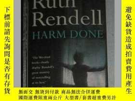 二手書博民逛書店HARM罕見DONEY182140 Ruth Rendell A
